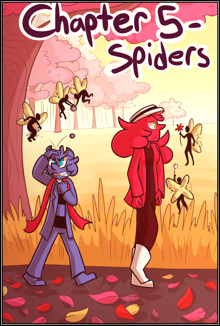 Chapter 5- Spiders- Page 89